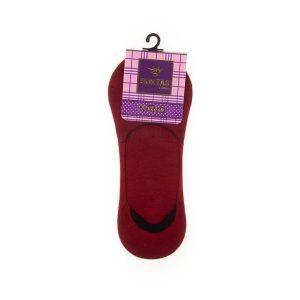 جوراب کفی زنانه ساده کد sw1055