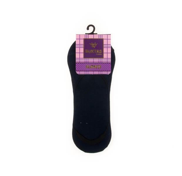 جوراب کفی زنانه ساده ژله ای بوکتاش کد sw1057