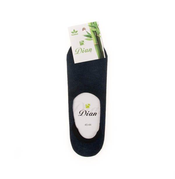 جوراب کفی مردانه ساده کد SMS1011