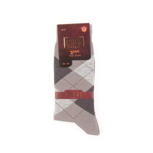 جوراب مردانه طرح دار pro کد SMS1023