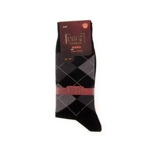 جوراب مردانه طرح دار pro کد SMS1029