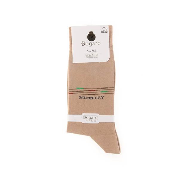 جوراب مردانه ساده bogaro کد SMS1030