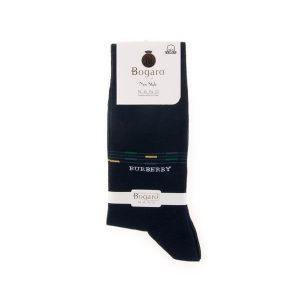 جوراب مردانه ساده bogaro کد SMS1032