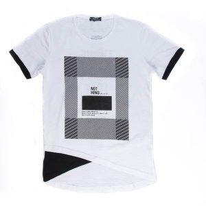 تی شرت مردانه طرح دار madmext کد TS1058