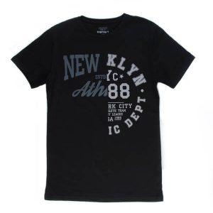 تی شرت مردانه طرح دار COTON کد TS1068