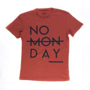 تی شرت مردانه طرح دار COTON کد TS1069