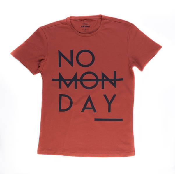 تی شرت مردانه طرح دار کوتون COTON کد TS1069