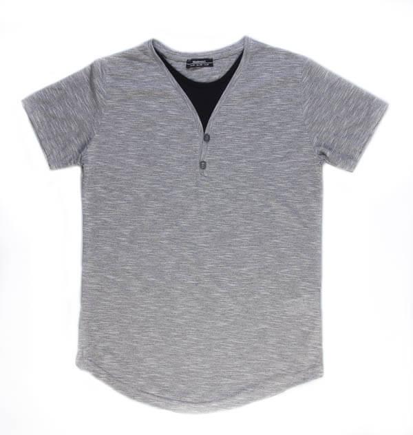تی شرت مردانه مد مکست طرح دار madmext کد TS1061