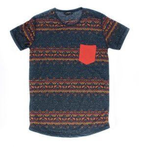تی شرت مردانه طرح دار madmext کد TS1062