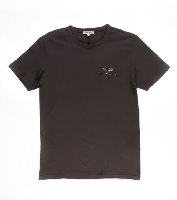 تی شرت مردانه ساده کوتون COTON کد TS1072