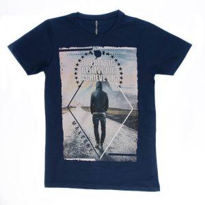 تی شرت مردانه طرح دار maxzone کد TS1058