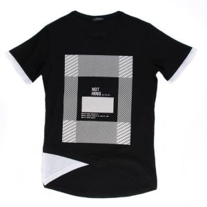 تی شرت مردانه طرح دار madmext کد TS1059