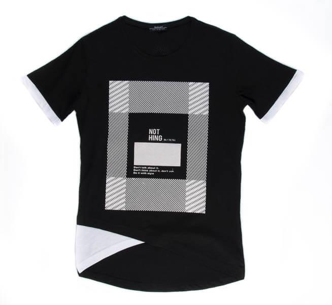 تی شرت مردانه طرح دار madmext کد TS1060