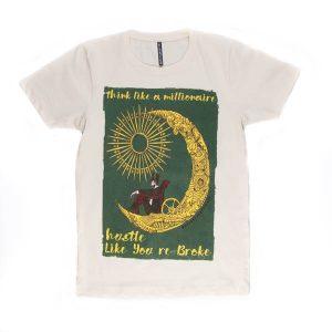 تی شرت مردانه طرح دار maxzone کد TS1064