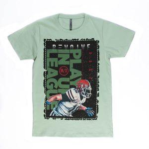 تی شرت مردانه طرح دار maxzone کد TS1065