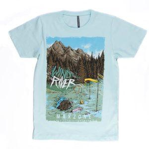 تی شرت مردانه طرح دار maxzone کد TS1066