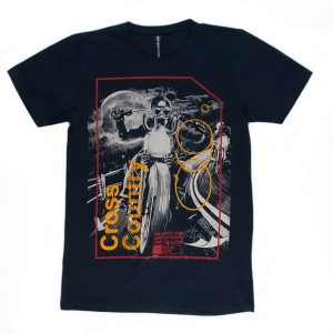 تی شرت مردانه طرح دار maxzone کد TS1067