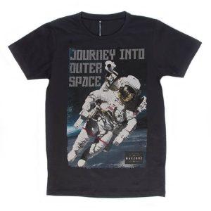 تی شرت مردانه طرح دار maxzone کد TS1068