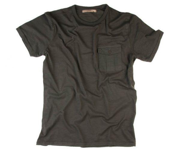 تی شرت مردانه ساده Plaza کد TS1054