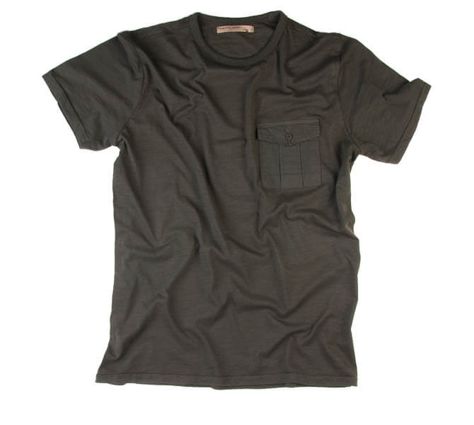 تی شرت مردانه ساده پلازا Plaza کد TS1054