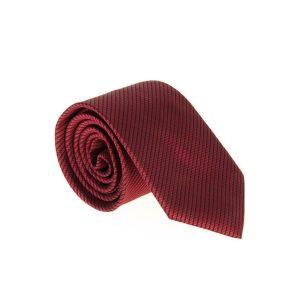 کراوات ابریشمی طرح دار مردانه Rossi رنگی T1054