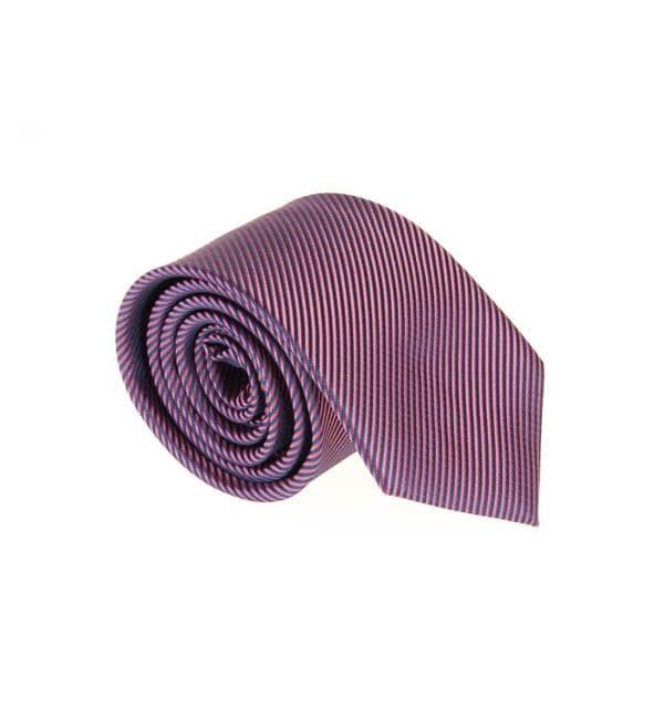 کراوات ابریشمی طرح دار مردانه Rossi کد T1070