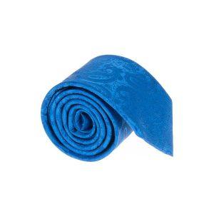کراوات ابریشمی طرح دار مردانه آبی Rossi کد T1094
