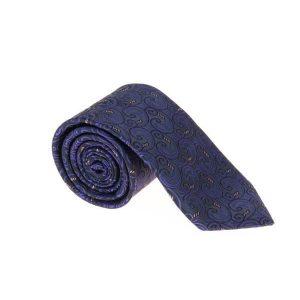 کراوات ابریشمی طرح دار مردانه Rossi کد T1099