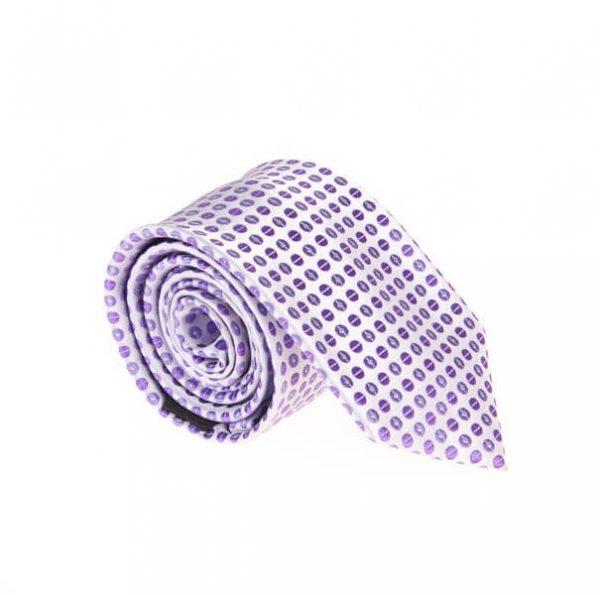کراوات طرح دار مردانه کد T1101
