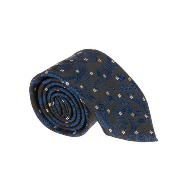 کراوات طرح دار مردانه کد T1104