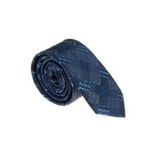 کراوات طرح دار مردانه کد T1114