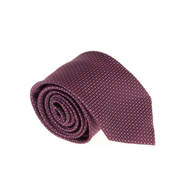 کراوات ابریشمی طرح دار مردانه C&A کد T1087