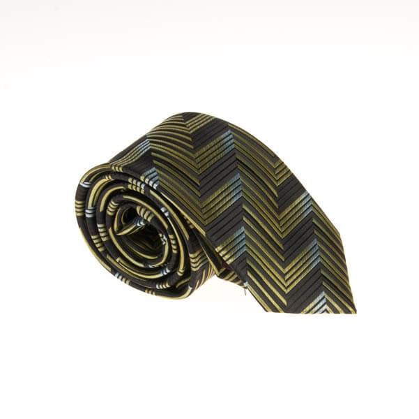 کراوات طرح دار مردانه کد T1125