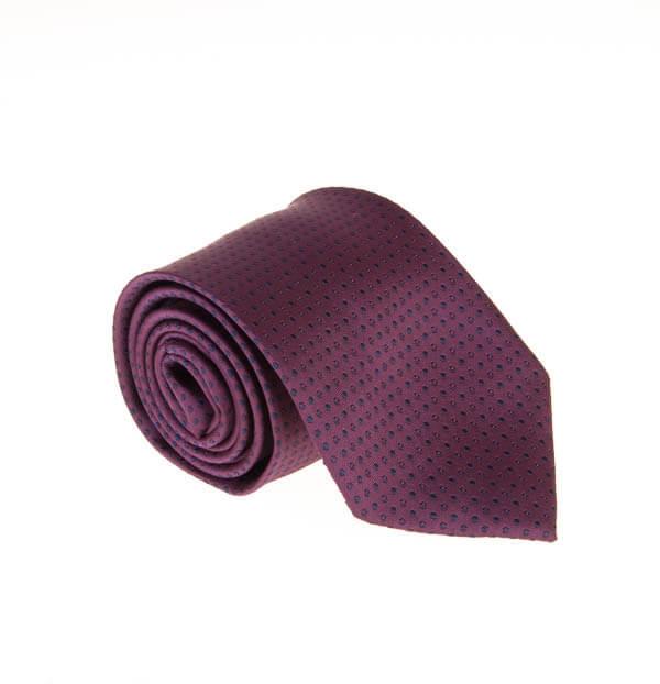 کراوات ابریشمی طرح دار مردانه C&A کد T1089
