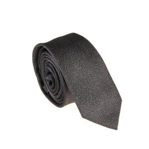 کراوات طرح دار مردانه دودی کد T1130