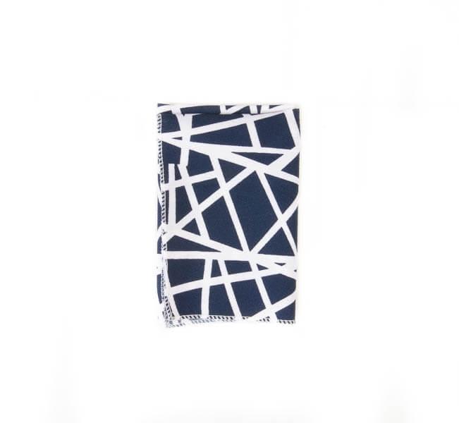 دستمال جیب طرح دار PSH1105