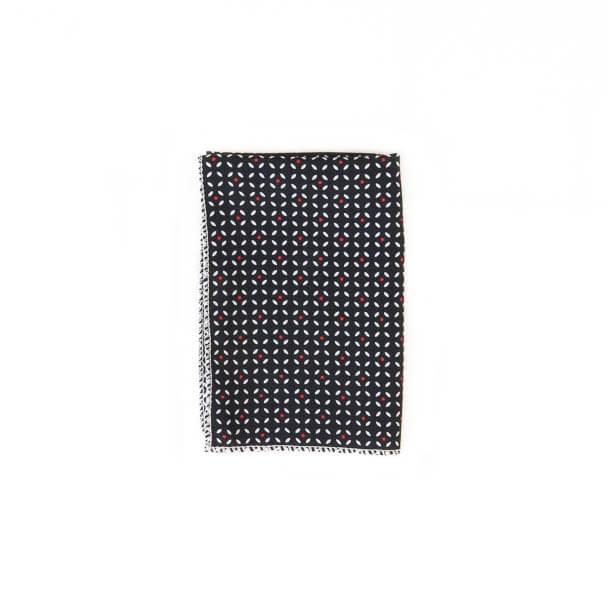 دستمال جیب طرح دار PSH1116