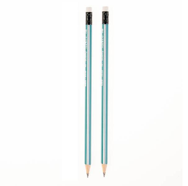 مداد مشکی مسکو بسته 2 عددی کد pec1008
