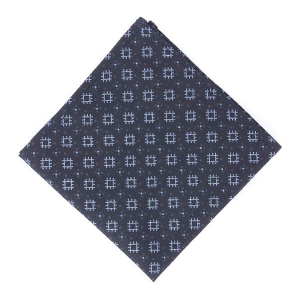 دستمال جیب طرح دار PSH1128