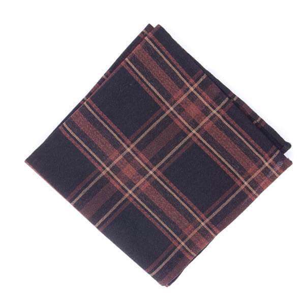 دستمال جیب طرح دار PSH1129