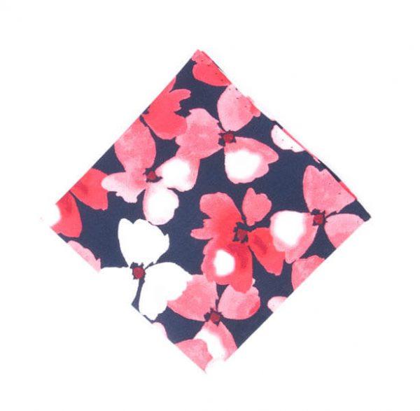 دستمال جیب طرح دار PSH1136