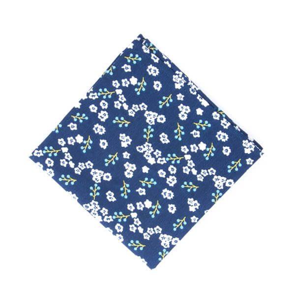 دستمال جیب طرح دار PSH1139