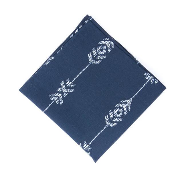 دستمال جیب طرح دار PSH1147