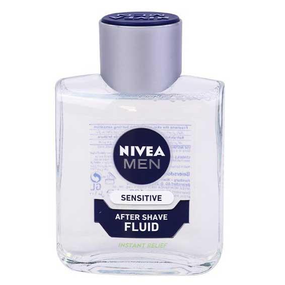 افتر شیو نیوآ sensitive fluid حجم 100ml