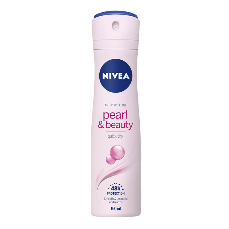 اسپری ضد تعریق زنانه نیوآ مدل pearl & beauty حجم 150ml