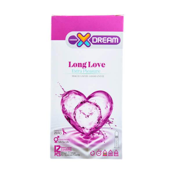 کاندوم ایکس دریم مدل long love کد xd2000