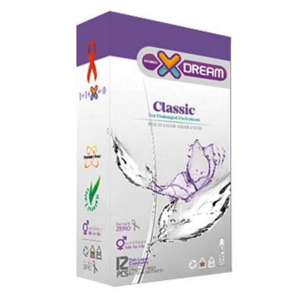 کاندوم ایکس دریم مدل Classic کد xd2003
