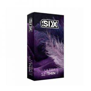 کاندوم سیکس مدلUltra Thin بسته 12 عددی