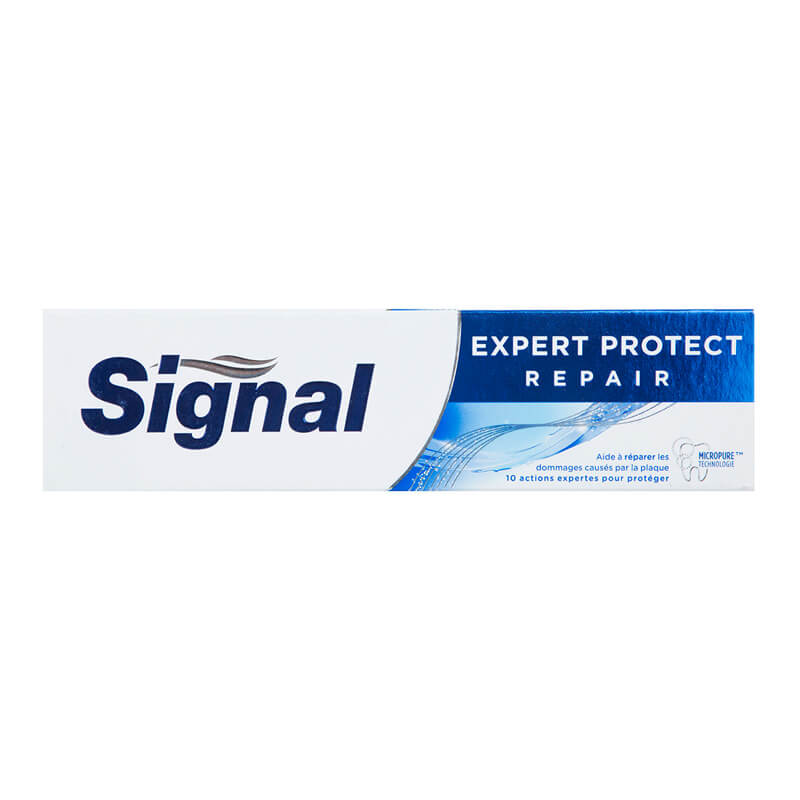 خمیر دندان سیگنال سری repair مدل expert protect حجم 75ml