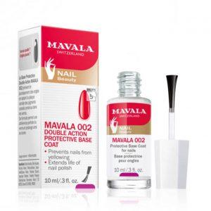 محلول محافظت از ناخن ماوالا مدل 002 حجم 10ml